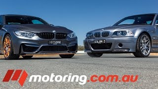 BMW M3 CSL (2001) Videos