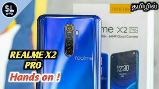 Realme x2 pro Hands on Review in tamil - Flaship Killer