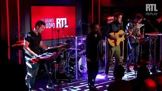 Boulevard des Airs - Je me dis que toi aussi (Live) - Le Grand Studio RTL