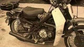 マルイチモーターサイクル製作スーパーカブ改250 CRAZYCUB クレイジーカブ thumbnail