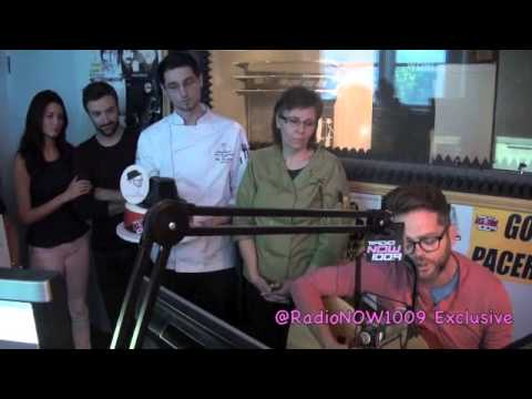 Josh Kaufman Covers John Legend S Quot Save Room Quot Live On