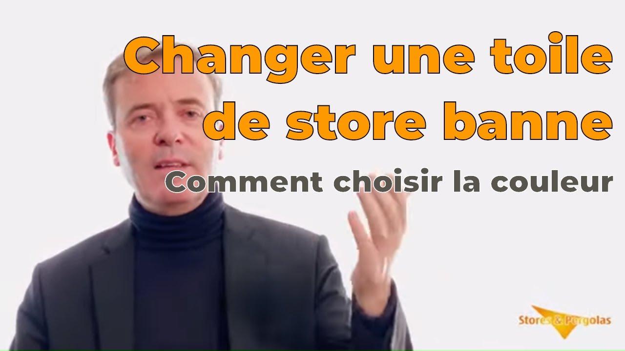 Voile D Ombrage Pour Store Banne toile store banne - toiles - toile de store | stores