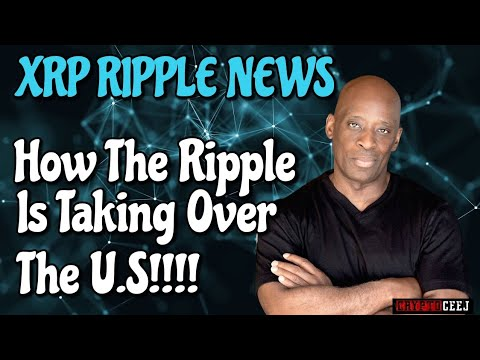 Xrp Ripple Daily News: How Ripple Is Taking Over The U.S!!!!!!!!!!!!!!