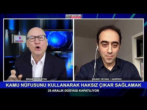 """4. YILINDA """"25 ARALIK ÖZEL-1"""" - KONUK BÜLENT CEYHAN"""