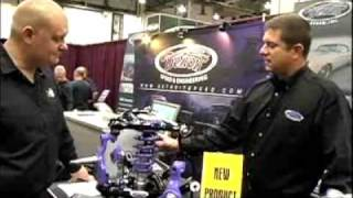 Detroit Speed Interview SEMA 2008 V8TV-Video