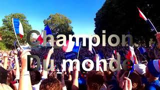Finale Coupe Du Monde Compiegne 15Juillet2018
