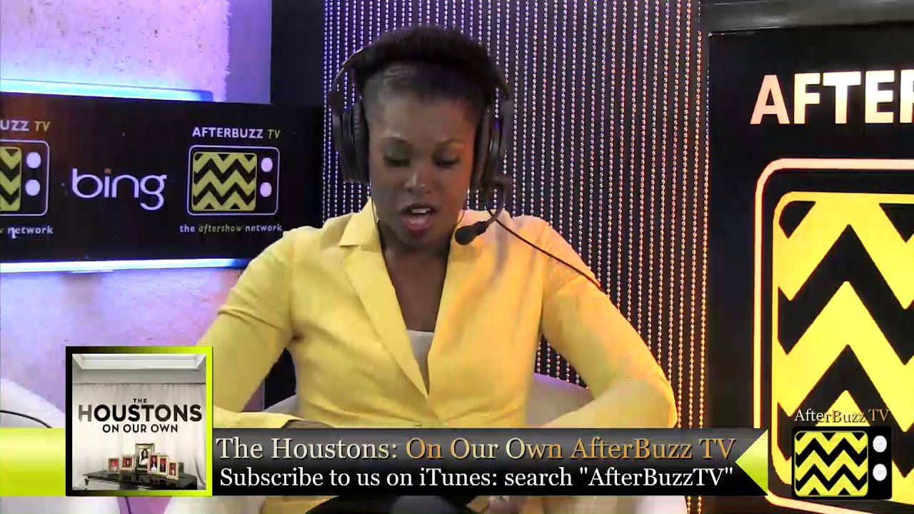 Download The Houstons: On Our Way  After Show Season 1 Episodes 6 & 7   AfterBuzz TV