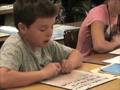 5th Grade Reading & Writing Lessons - Part 1 from YouTube · Duration:  3 minutes 21 seconds  · 49.000+ views · uploaded on 03.06.2012 · uploaded by TheSpaldingMethod