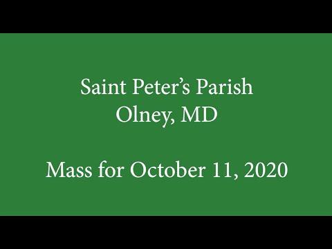 St. Peters Christmas Bazaar Olney 2020 Saint Peter Parish & Parochial School   Olney, MD