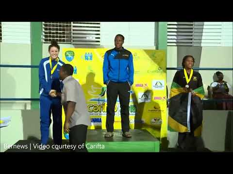 Bermuda Carifta Swimmer Highlights, March 31 2018