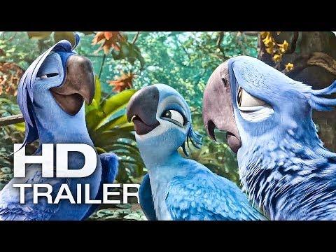 RIO 2: Dschungelfieber Offizieller Trailer...