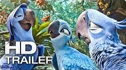 RIO 2: Dschungelfieber Offizieller Trailer #3 Deutsch German   2014 [HD]