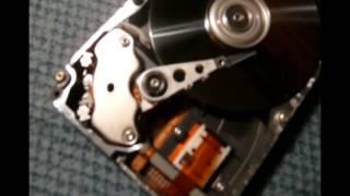 comment ça marche disque dur