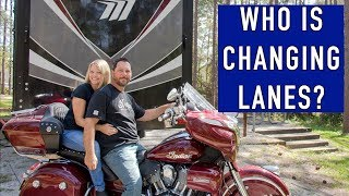 Going Full Time RV! | Behind Our Name | Changing Lanes