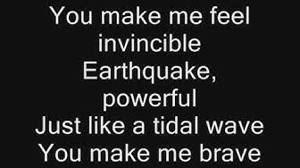 Skillet: Feel Invincible (Lyrics)
