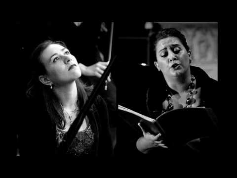 """""""Blow, blow thou winter wind"""" R. Quilter Duo Vanini Coni"""