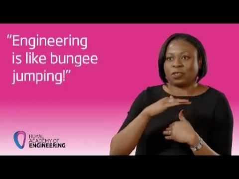 Bukky Bird - Designed to Inspire - Royal Academy of Engineering