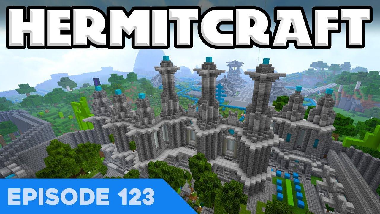 Hermitcraft V 123 | THE ELVEN KINGDOM! 🐲 | A Minecraft Let's Play