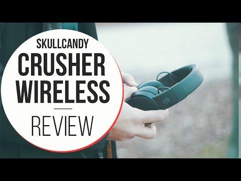 Recensione Skullcandy Crusher Wireless - La rivoluzione dei bassi