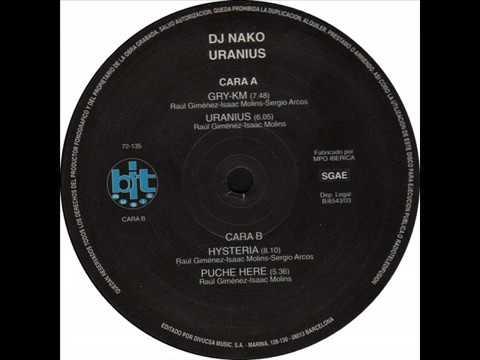 Dj Nako - Gry-Km  - BIT Music