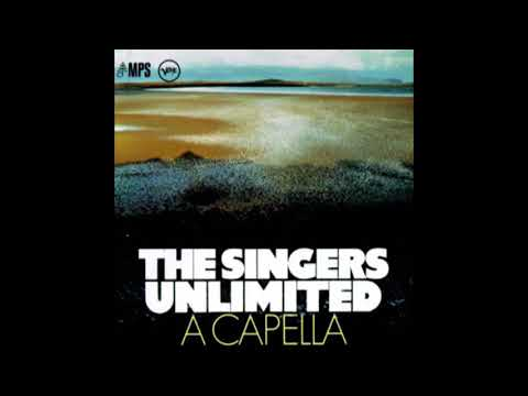 The Singers Unlimited ‎– A Capella (1972)