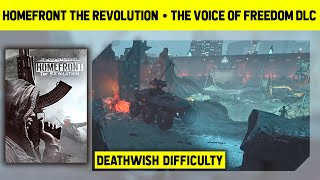Homefront The Revolution - The Voice of Freedom DLC - Deathwish Difficulty [No Commentary]
