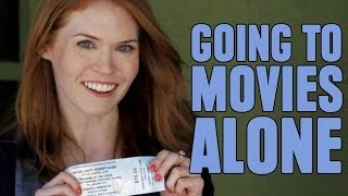 The Case For Going to the Movies Alone