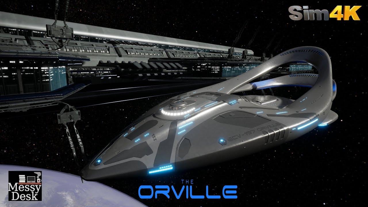 "Download The Orville - Interactive Fan Experience - Deck Tour ""the Bridge"" - 4K UHD"