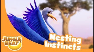 Nesting Instincts - The Explorers Season 2 #5 - Cartoon