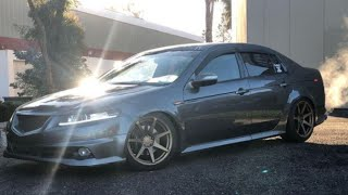 2005 Acura TL: Endless Build