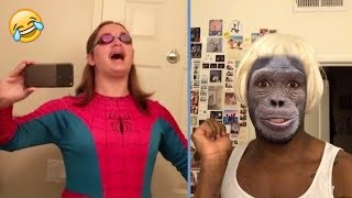 Try Not To Laugh Challenge: Best Vines Of All Time Edition #TBT *Impossible*