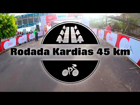 Rodada Kardias 45 km - GoPro Hero 5