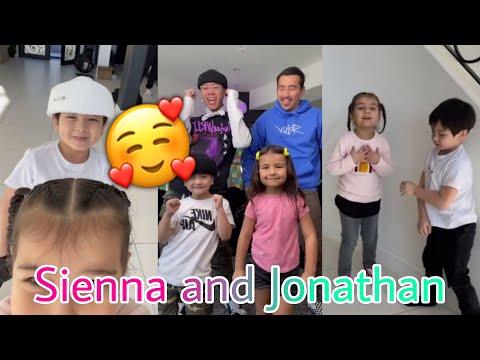 SIENNA AND JONATHAN LATEST TIKTOK 2021