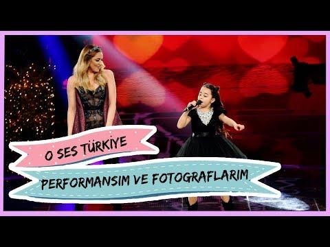 O Ses Türkiye Performansım Ve Fotoğraflarım!- Beren Gökyıldız