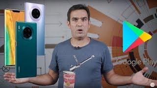 Exista viata fara Google Play? Huawei Mate 30 ne va spune asta!