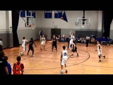 2014-15 Luke Bagby/Calvary Baptist Day School (2 of 2) - Soph. Highlights