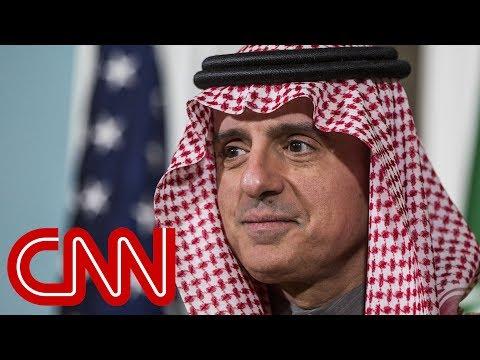 CNN: Saudi FM: Khashoggi death a rogue operation