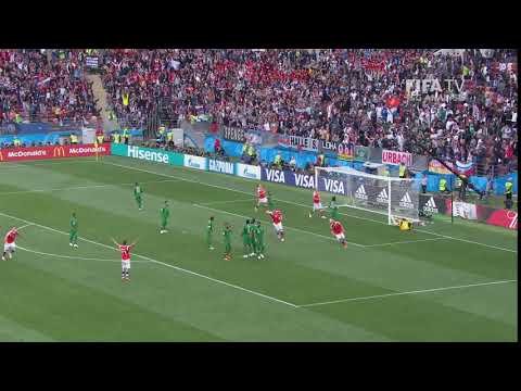 Set Play Analysis – FK Direct Goals Clip 1 - FIFA World Cup™ Russia 2018