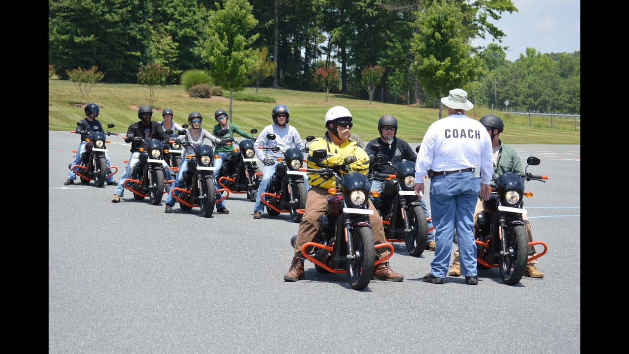 riding academy at cox's harley-davidson of asheboro motorcycle