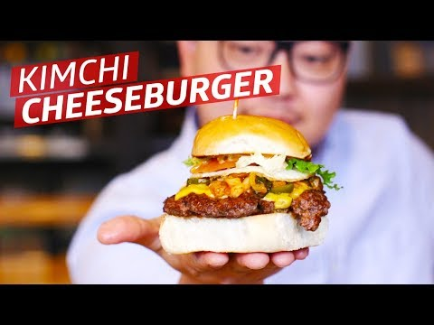Kimchi Hamburgers and Bulgogi Fries in Texas — K-Town