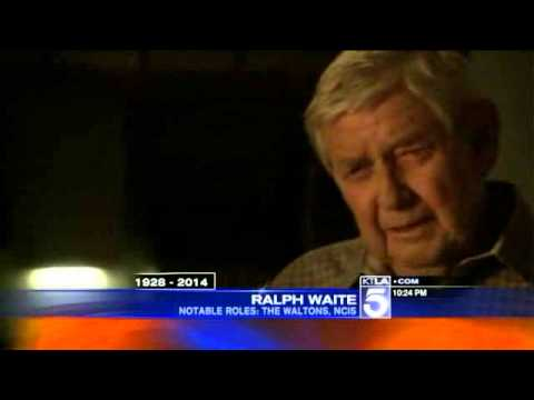ralph waite alcoholic