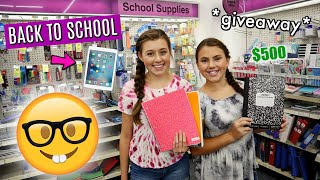 SCHOOL SUPPLIES SHOPPING TRIP WITH MOM! BACK TO SCHOOL 2020