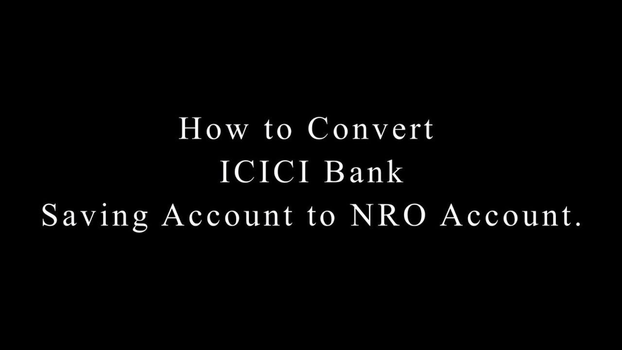 icici bank current account closure procedure