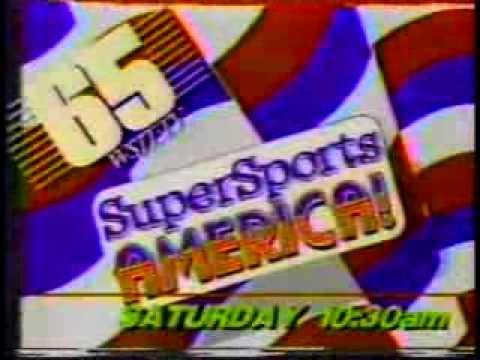 WSJT 65 Vineland NJ  1985  Super Sports America