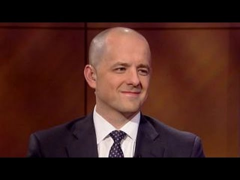 Independent 2016 candidate McMullin talks Syria, US intel