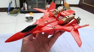 同系列VF-17S鑽石武力小隊機https://youtu.be/6trPRDCBYzo VF-31J 變形分享https://youtu.be/XGx5yNOOWnQ BANDAI於1995年推出的DX版玩具,基本上我這 ...