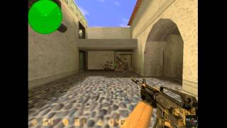 Counter Strike 1.6 WaRzOnE [PC] PART 3 cs_italy
