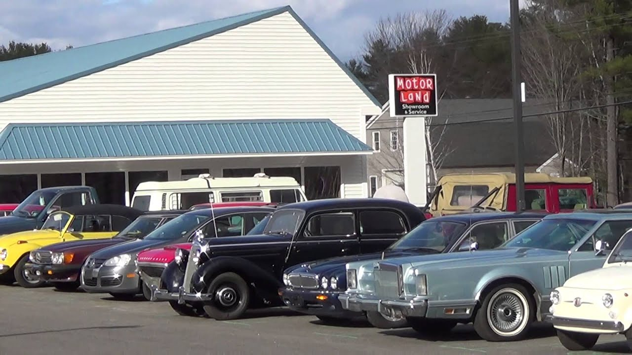 Motorland motorlandamerica.com Arundel Maine - YouTube