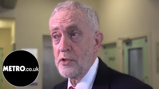 Jeremy Corbyn asks Theresa May for legal justification for Syria air strikes | Metro.co.uk