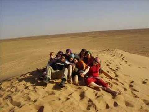 Una experiencia inolvidable en el Sahara